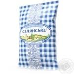 Молоко Селянське ультрапастеризоване 2.5% 900г - купити, ціни на Ашан - фото 1