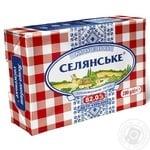 Масло Селянське солодковершкове 82% 200г - купити, ціни на Восторг - фото 1