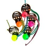 Animall Toy for Animals Ball with Rope 4cm in stock