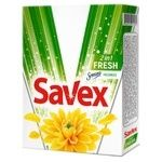 Savex Parfum Laundry Detergent Automatic Fresh 400g