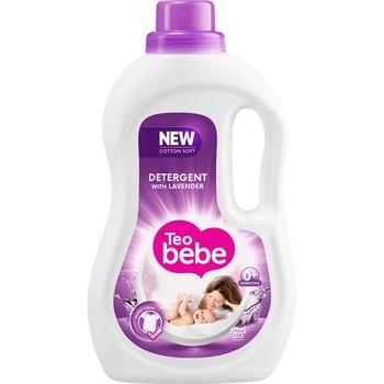 Гель для прання Teo Bebe Lavender 1,1л - купити, ціни на Восторг - фото 1
