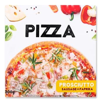 Піца Vici prosciutto 300г - купити, ціни на Varus - фото 1