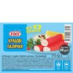 Vici chilled сrab sticks 100g
