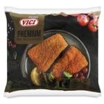 Рыбные порции Vici Premium из филе в панировке замороженные 400г