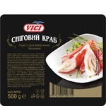 Vici Crab Sticks Snow Crab 500g