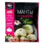 Vici Frozen Manty with Beef 600g