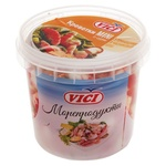 Vici Mini Shrimps with Surimi in Oil with Spices in Garlic Oil 340g