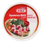 Vici Maxi Surimi Shrimp in Oil with Chili Flavor 340g