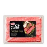 Vici Snow Crab Chilled Crab Sticks 150g