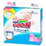 Підгузники GOO.N для немовлят до 5кг розмір SS на липучках унісекс 90шт