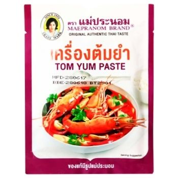 Паста Maepranom brand Tom Yum 50г