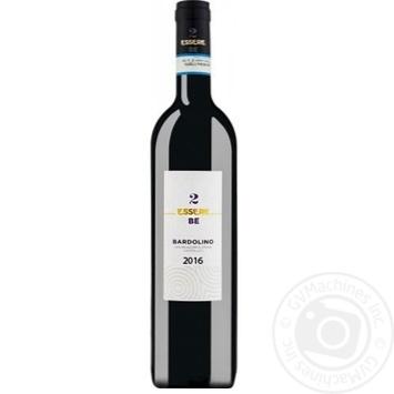 Bardolino Trevenezie Essere 2 Be Cesari Red Dry Wine 11.5% 0.75l - buy, prices for CityMarket - photo 1