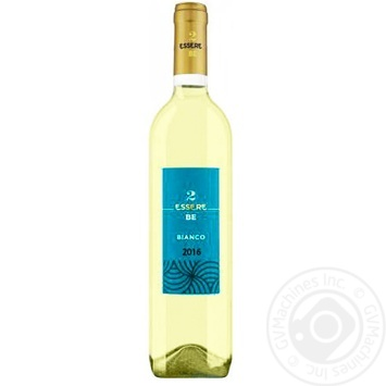 Cesari 2 Be Essere Trevenezie Bianco White Dry Wine 12% 0.75l - buy, prices for CityMarket - photo 1