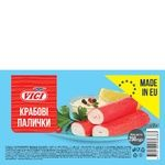 VICI Frozen Crab Sticks 250g