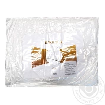 Seral Ranforce pillow 50X70cm - buy, prices for Metro - photo 1