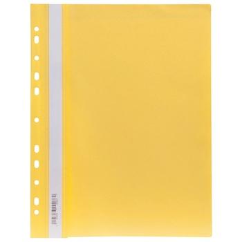 Папка-куток в асортименті 5 кольорів А4 - купити, ціни на Ашан - фото 2