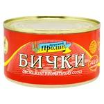Morskoi Proliv #5 Gobies Fried in Tomato Sauce 240g