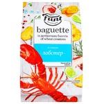 Сухарики Flint Baguette пшеничные со вкусом лобстера 100г