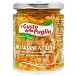 Баклажаны Il Gusto della Puglia по-домашнему 314мл