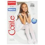 Колготи дитячі Conte Elegant Princess Beige розмір 140-146