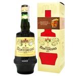 Набор Битер Amaro Montenegro 23% 0,75л + бокал
