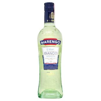 Вермут Marengo Bianco Classic білий солодкий десертний 16% 0,5л