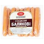 Сосиски БМК Балыковые высший сорт