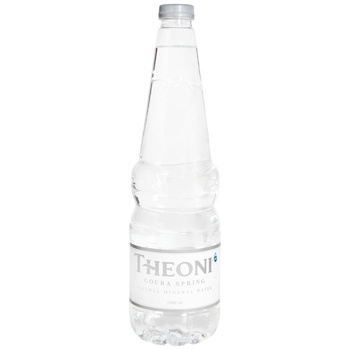 Theoni Non-carbonated Mineral Water 1l - buy, prices for CityMarket - photo 1