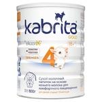 ЗГМ Kabrita 4 Gold 800 г на основі козячого молока 12+ міс.