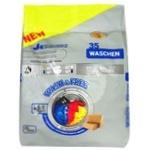 Порошок для стирки Wash&Free универсальный 2,6кг