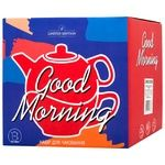 Limited Edition Good Morning Teapot + Cup Set Green 420+340ml