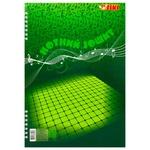 Tiki Notebook Music A4 20 sheets