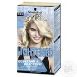 Got2B 00A Absolute Platinum Hair Lightener