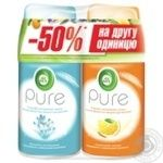Airwick Spring Mood 250ml + Airwick  Sunny Citrus 250ml Air Freshener