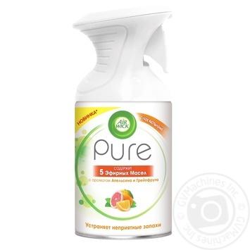 Аir Wick Pure Airfresher orange grapefruit 250ml - buy, prices for MegaMarket - image 1