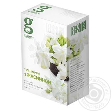 Чай зеленый Grace! с жасмином 75г