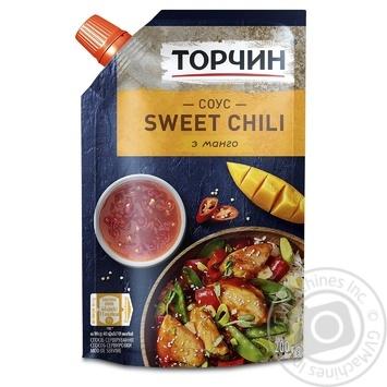 Соус ТОРЧИН® Чилі солодкий 200г - купити, ціни на Ашан - фото 1