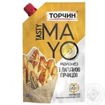 Майонез ТОРЧИН® Tasty Mayo з гірчицею 200г - купити, ціни на Novus - фото 1