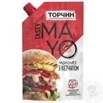 Torchin Tasty Mayo Mayonnaise with Ketchup 200g