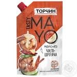 Майонез ТОРЧИН® Tasty Mayo чилі-шрірача 200г - купити, ціни на Novus - фото 1