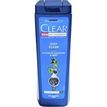 Шампунь Clear Глубокое очищение против перхоти для мужчин c активированным углем и мятой 400мл - купить, цены на Восторг - фото 2