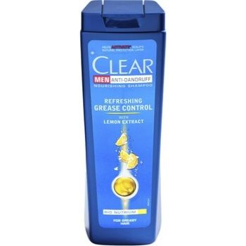 Шампунь Clear Контроль жирности кожи головы против перхоти с лимонным соком для жирных волос 400мл - купить, цены на МегаМаркет - фото 2