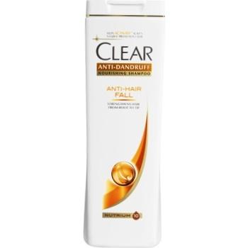Шампунь Clear Против перхоти Защита от выпадения волос 400мл - купить, цены на Фуршет - фото 1
