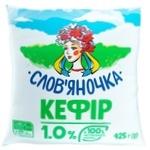 Slovianochka Kefir 1% 425g