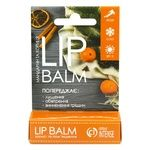 Color Intense Lip Balm Protection and Softening Mandarin and Cinnamon