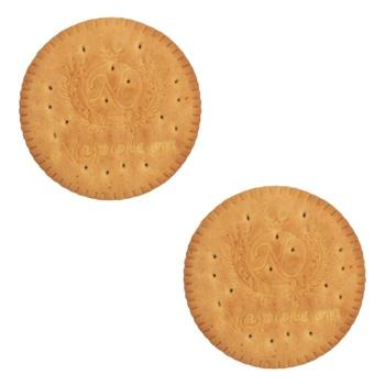 Печиво Наполеон пряжене молоко вагове - купити, ціни на Ашан - фото 1