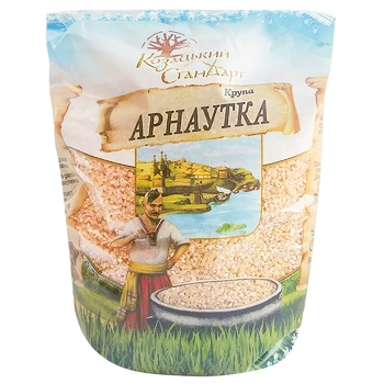 Kozatskiy Standart Arnautka Wheat Groats 900g