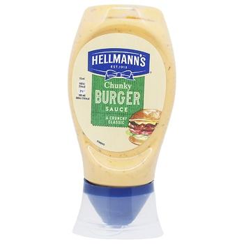 Соус Hellmann's Бургер 250мл