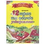 Приправа Впрок 12 овощей и трав 80г