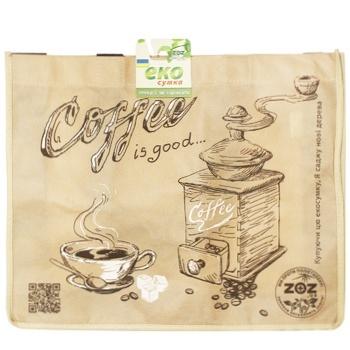 Еко-сумка в асортименті 415х345х120мм - купити, ціни на Varus - фото 1